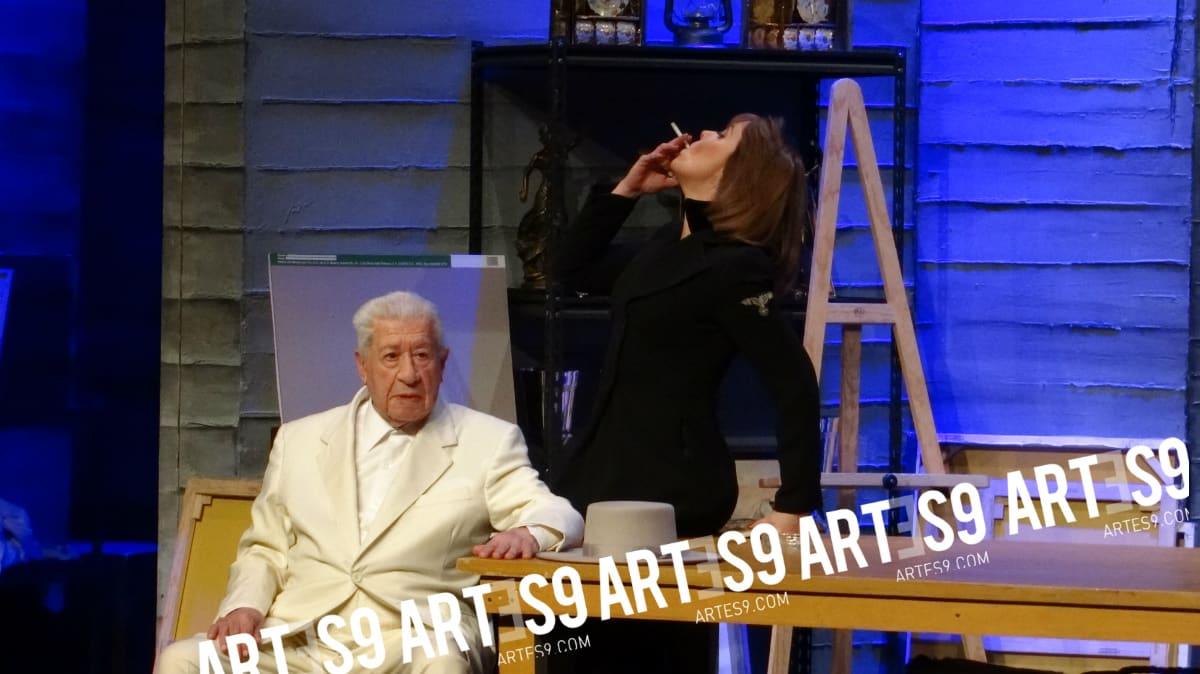 Ignacio López Tarso en Un Picasso