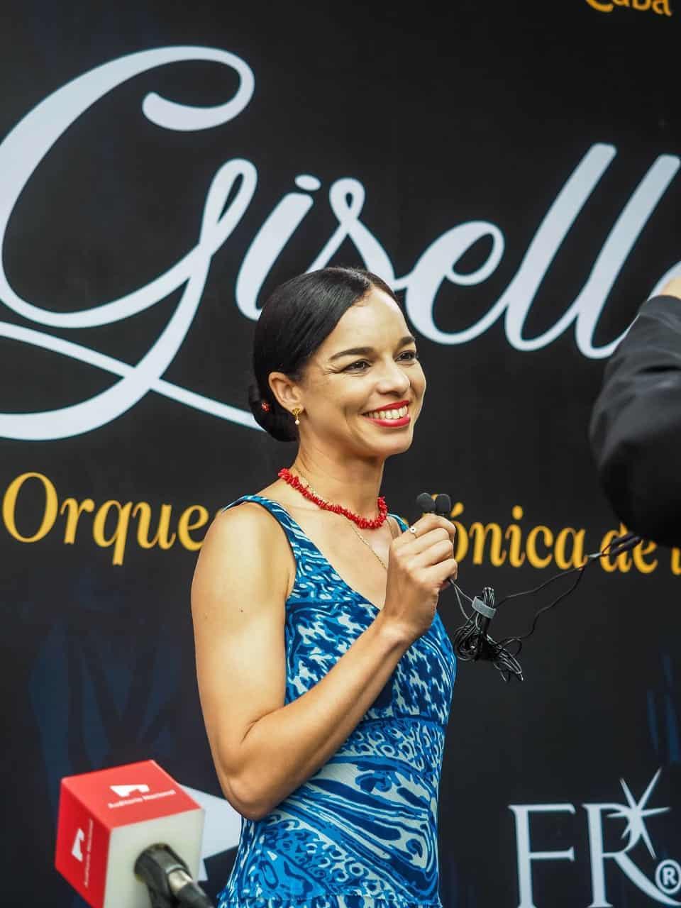 Alicia Alonso por Angel